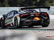 Lamborghini Super Trofeo, a Spa per difendere il primato