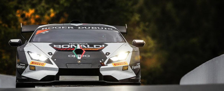 Lamborghini Super Trofeo a Spa, che peccato!