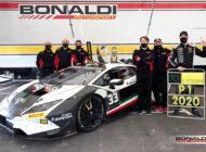 Super Trofeo, Bonaldi Motorsport campione con Stoneman!