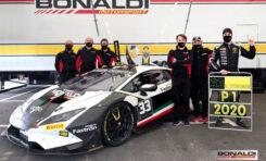 2020 - Super Trofeo, Bonaldi Motorsport campione con Stoneman!