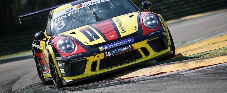 Al via la Carrera Cup Italia 2021 con Marzio Moretti