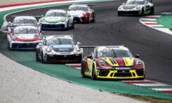 Ad Imola per il round 3 di Carrera Cup Italia